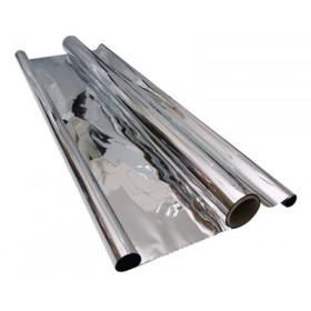 Antidetekční folie stříbrná 1*1,25m (role 50dm - 62,5m2)