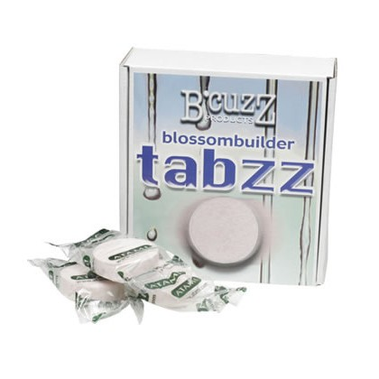 B'cuzz Tabzz 1ks (box16 tablets)