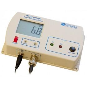 Milwaukee MC 115 pH monitor
