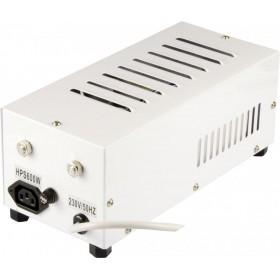 Předřadník Sun System 600W,HPS i MH, ocelový box, vč. kabelů