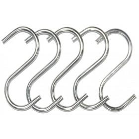 HookIT 16- 5ks háčků Ø16mm např.pro vedení kabelů atd..