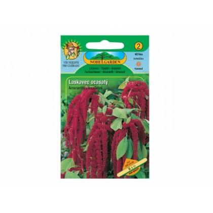 Amaranthus cau/laskavec/če