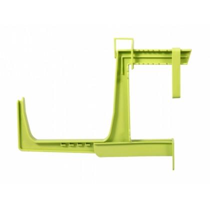 Držák samozavlažovacího truhlíku EXTRA LINE zelený