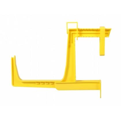 Držák samozavlažovacího truhlíku EXTRA LINE žlutý