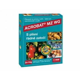 Fungicid ACROBAT MZ WG 2x10g