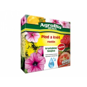 Hnojivo AB krystalické plod a květ 400g