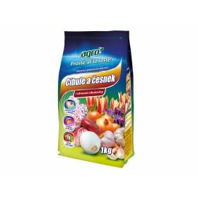 Hnojivo AGRO organo-minerální na cibule a česnek 1kg