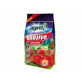 Hnojivo AGRO organo-minerální na jahody 1kg