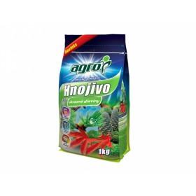 Hnojivo AGRO organo-minerální na okrasné dřeviny 1kg