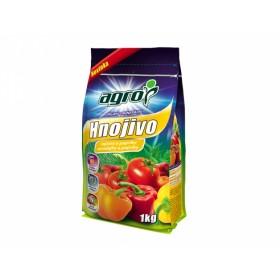 Hnojivo AGRO organo-minerální na rajče a papriky 1kg