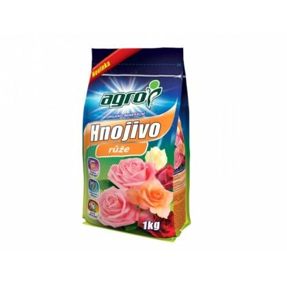 Hnojivo AGRO organo-minerální na růže 1kg