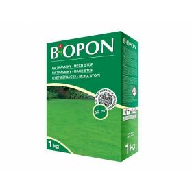 Hnojivo BOPON na trávník proti mechu 1kg