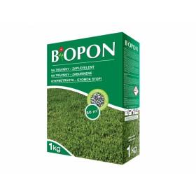 Hnojivo BOPON na trávník proti plevelům 1kg