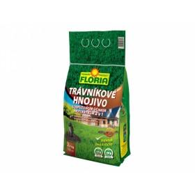 Hnojivo FLORIA na trávník proti krtkům 2,5kg