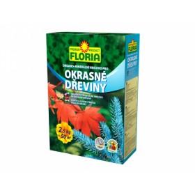 Hnojivo FLORIA organo-minerální na okrasné dřeviny 2,5kg