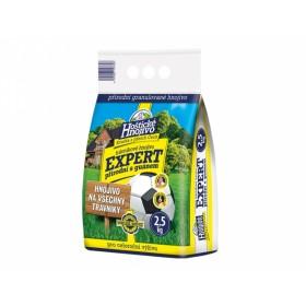 Hnojivo HOŠTICKÉ EXPERT na trávník s guánem 2,5kg