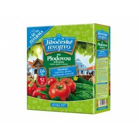 Hnojivo JIHOČESKÉ na plodovou zeleninu 2kg+30%