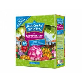 Hnojivo JIHOČESKÉ na rododendrony 2kg+30%