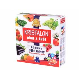 Hnojivo KRISTALON plod a květ 500g