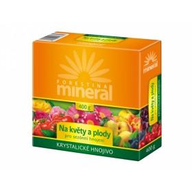 Hnojivo MINERAL krystalické na plod a květ 400g