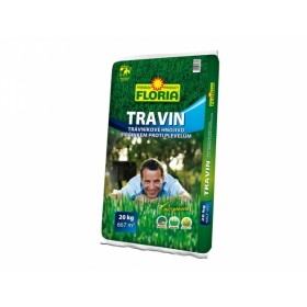 Hnojivo s herbicidy TRAVIN KRÁL TRÁVNÍKŮ 20kg