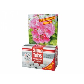 SILVA TABS Balkónové květiny 250g