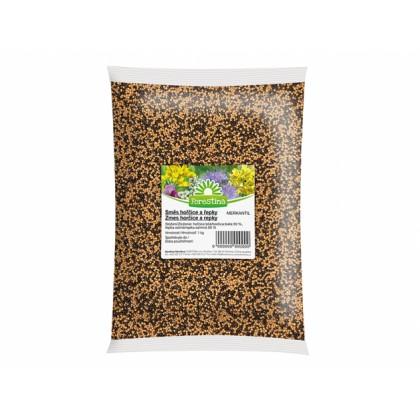 Směska hořčiceřepka SEMINKO 1kg/FO