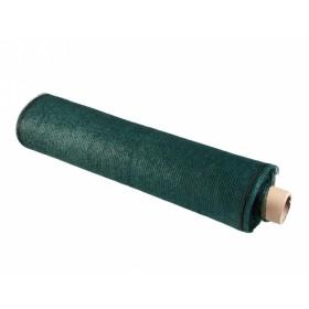 Stínovka PE zelená s oky 90% 1,5x100m