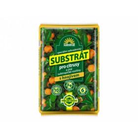 Substrát FORESTINA pro citrusy a subtropické rostliny 10l