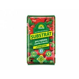 Substrát FORESTINA pro rajčata, papriky a okurky 40l