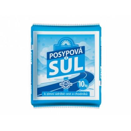 Sůl posypová FORESTINA 10kg