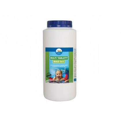 Tablety PROXIM MULTI MAXI 5v1 do bazénu 1kg