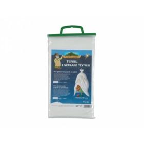 Textilie k rychlení bílá - tunel bílá 1,4x5m