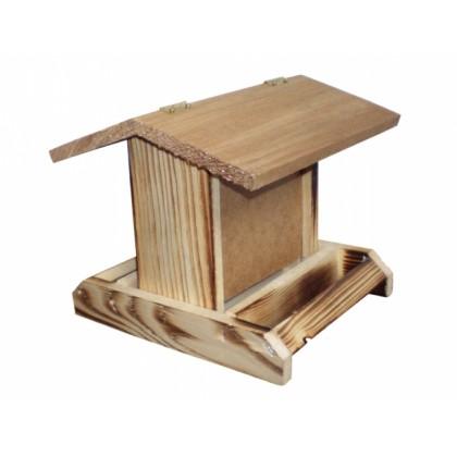 Krmítko č. 8 dřevěné