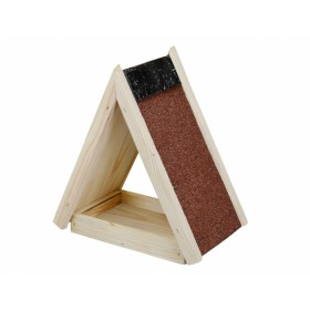 Krmítko č.7 dřevěné přírodní