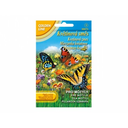 Tráva PICCOLI AMICI/pro motýly/