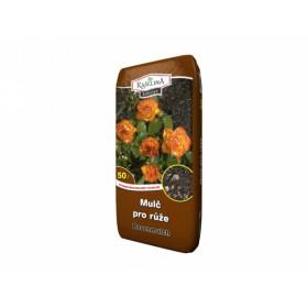 Mulč RAŠELINA pro růže 50l