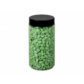 Drť BRILIANT dekorační světle zelená 5-8mm 600g