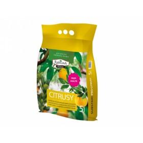 Substrát RAŠELINA PREMIUM pro citrusy 5l