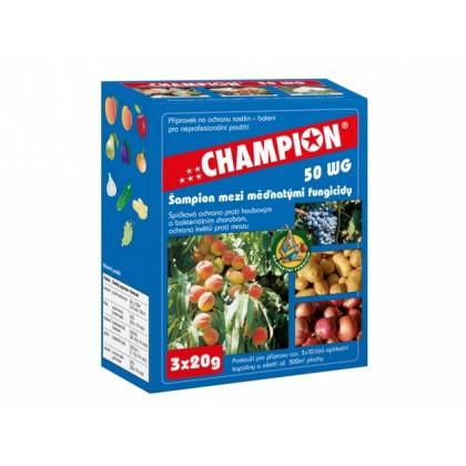 Fungicid CHAMPION 50WG 3x20g