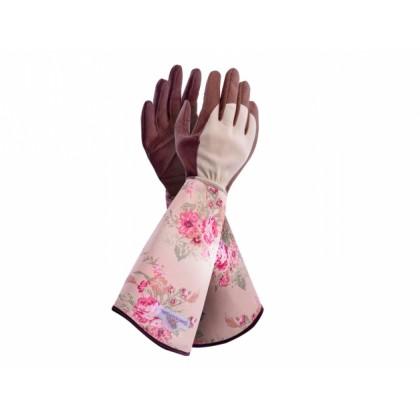 Rukavice GARDEN GIRL CLASSIC FRESH na růže velikost S