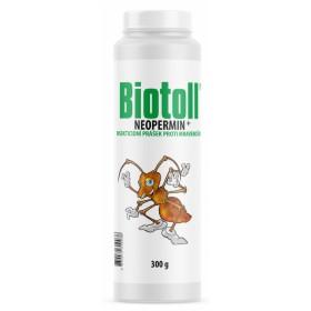 Insekticid BIOTOLL NEOPERMIN na mravence 300g