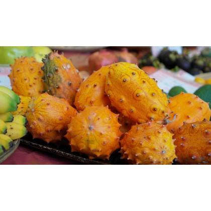 Africký meloun Kiwano - semínka rostliny 10 ks
