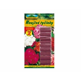 Hnojivo tyčinkové na pelargonie 30ks
