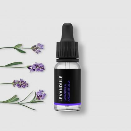 Levandule - 100% přírodní esenciální olej 10ml Pěstík