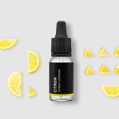 Citronový olej - 100% přírodní esenciální olej 10ml Pěstík