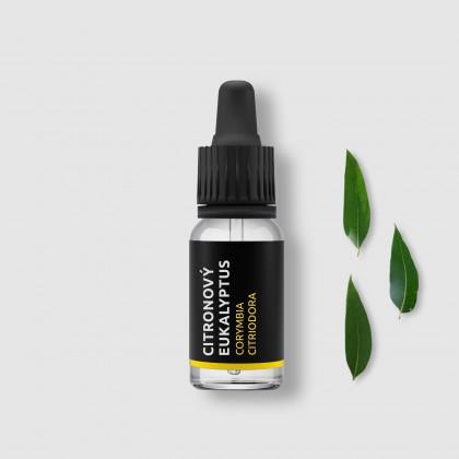 Citronový eukalyptus - 100% přírodní esenciální olej 10ml Pěstík