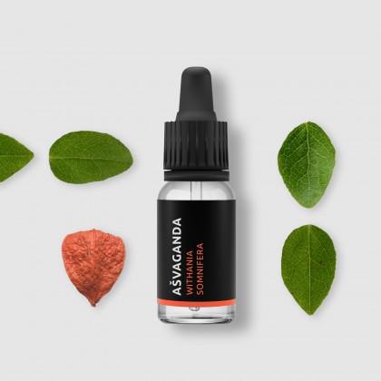 Ašvaganda - 100% přírodní esenciální olej 10ml Pěstík