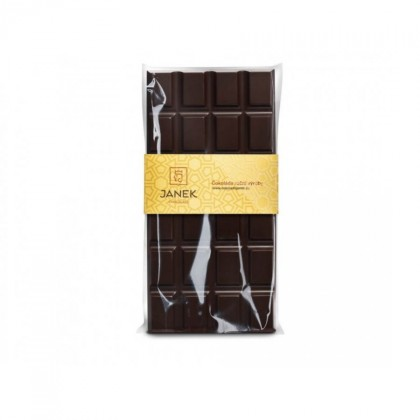 Hořká čokoláda (85g) - Janek