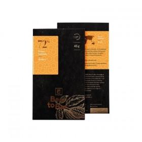 Ekvádor 72% tmavá (45g) - Janek